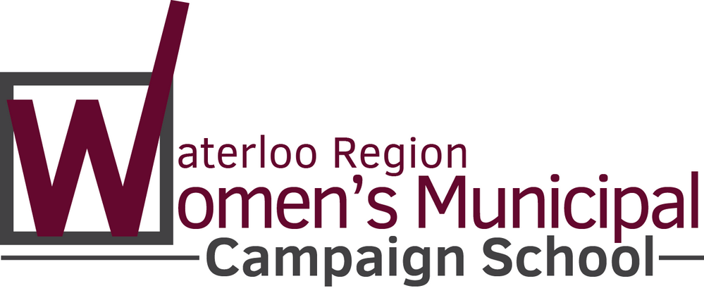 Waterloo Region Womens Municipal Campaign School